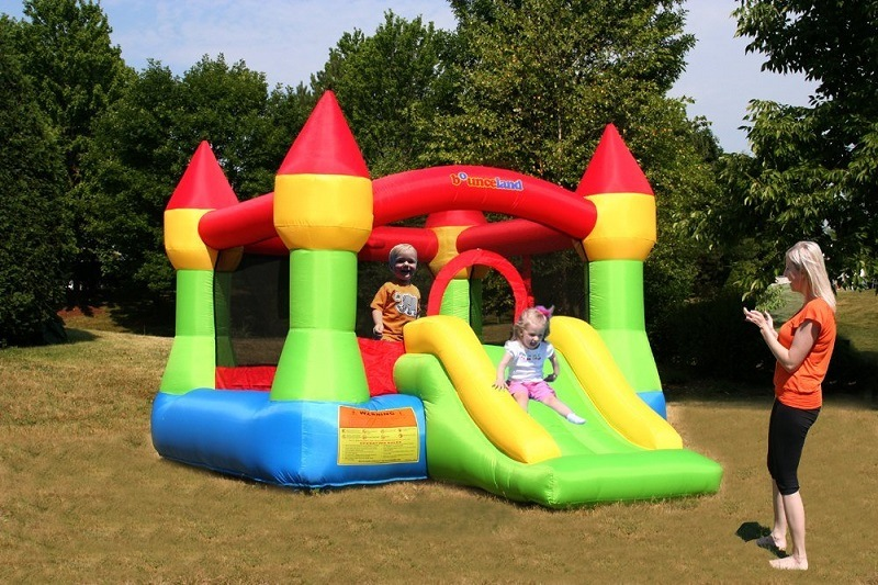 Bounceland Castle Inflatable Bouncer Review