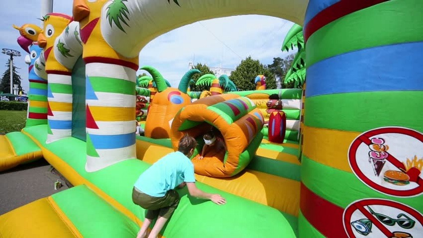 Renting Vs Buying An Inflatable Playground