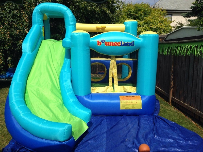 Ultimate Combo Bounce House Review