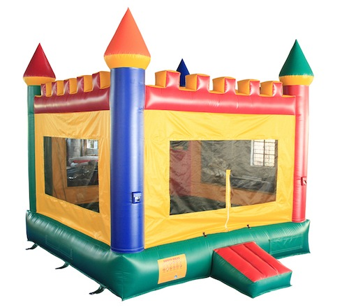 commercial bounce house for kids of all ages