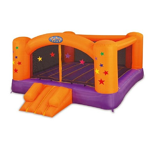 fun and exciting inflatable bouncy castle for kids
