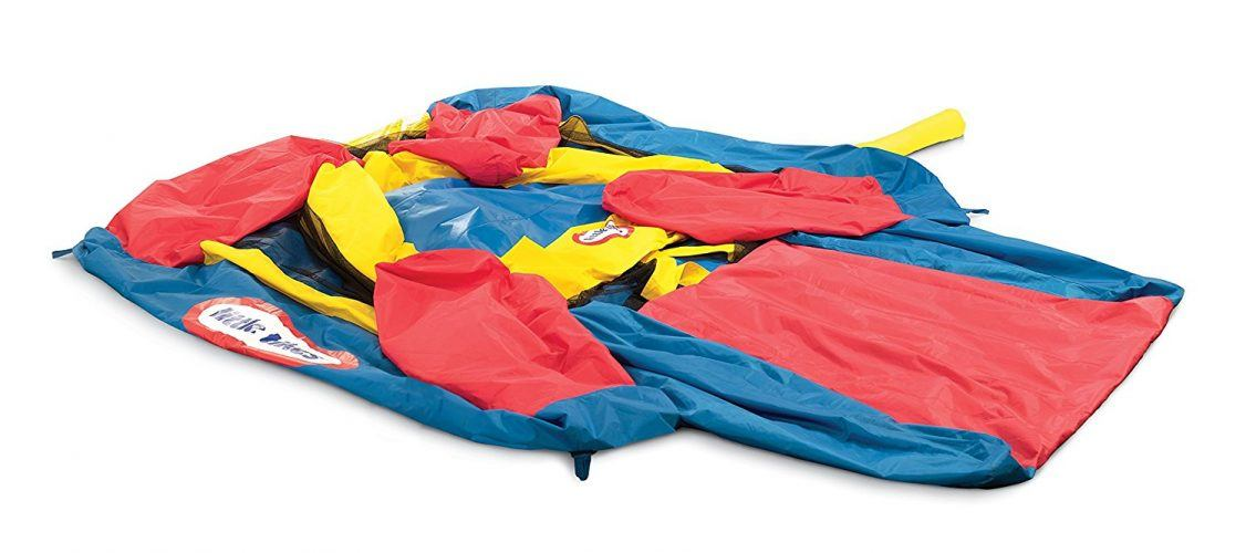 Deflated Bounce House