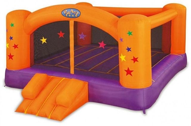 blastzone superstar bounce house