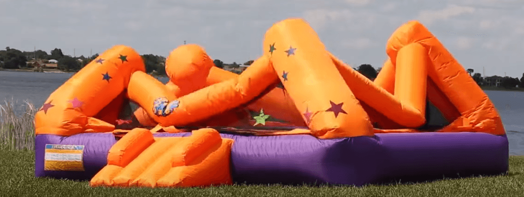 blast zone superstar inflating